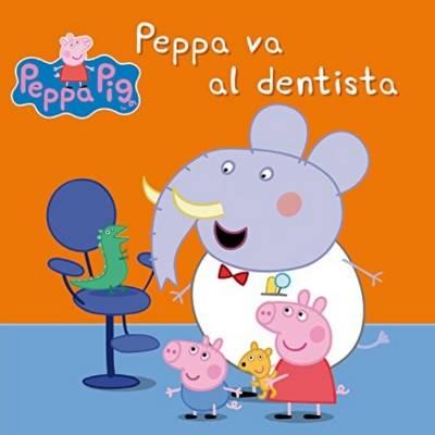 peppa va al dentista